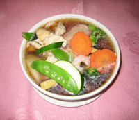 15. Wor Won Ton Soup